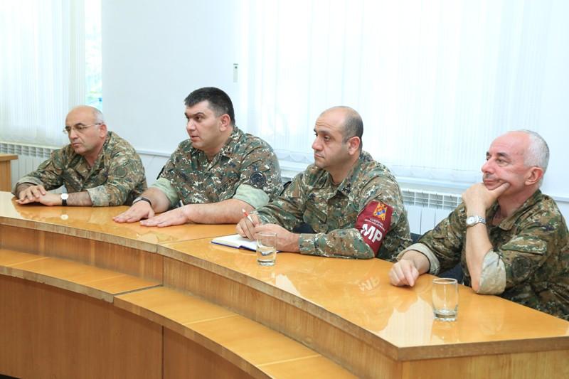 ՀՀ ՊՆ - The result of the trial military exercise were