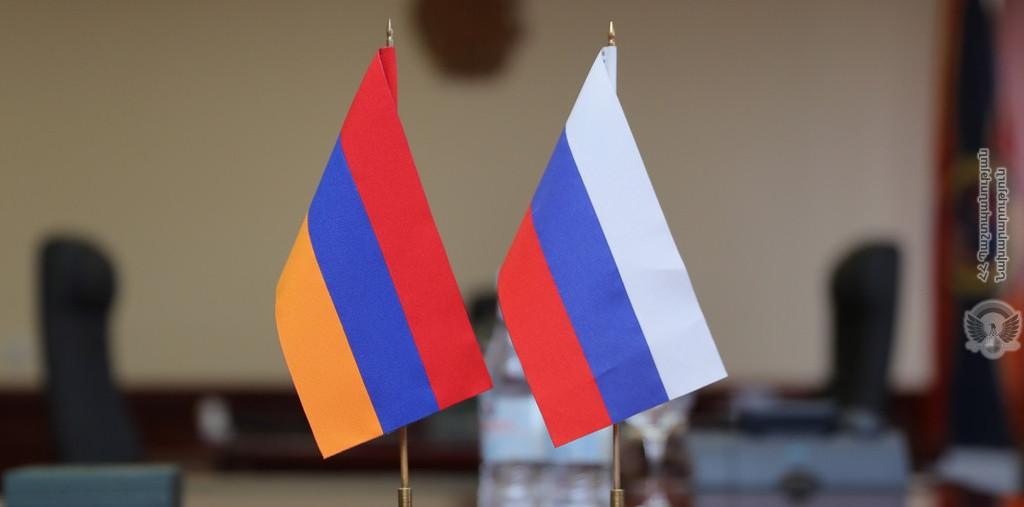 ՀՀ ԶՈՒ ներկայացուցիչները մասնակցում են ՌԴ-ում անցկացվող աշխատանքային հանդիպմանը